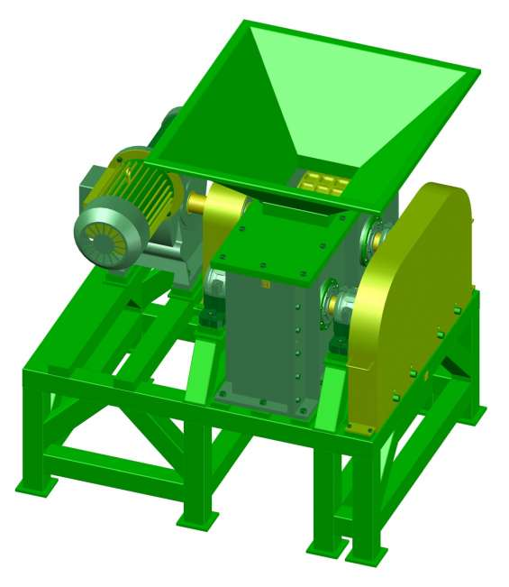 Briqueteadora. planos completos para fabricar la prensa rotativa para briquetas
