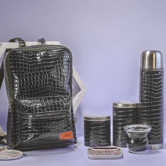 Taller de costura bolsos y mochilas
