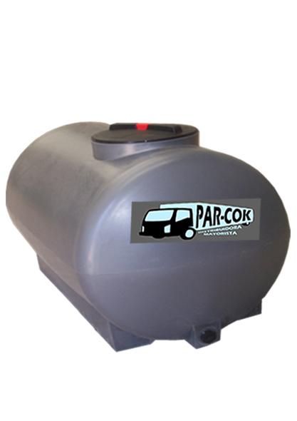 Tanque horizontal cisterna de polietileno 8000 litros