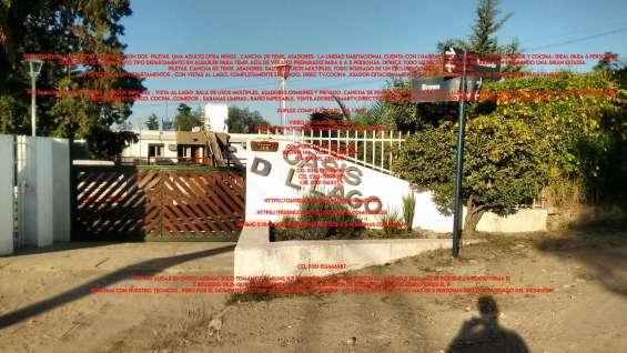 Duplex complejo oasis del lago villa carlos paz 5 perso x 5dias
