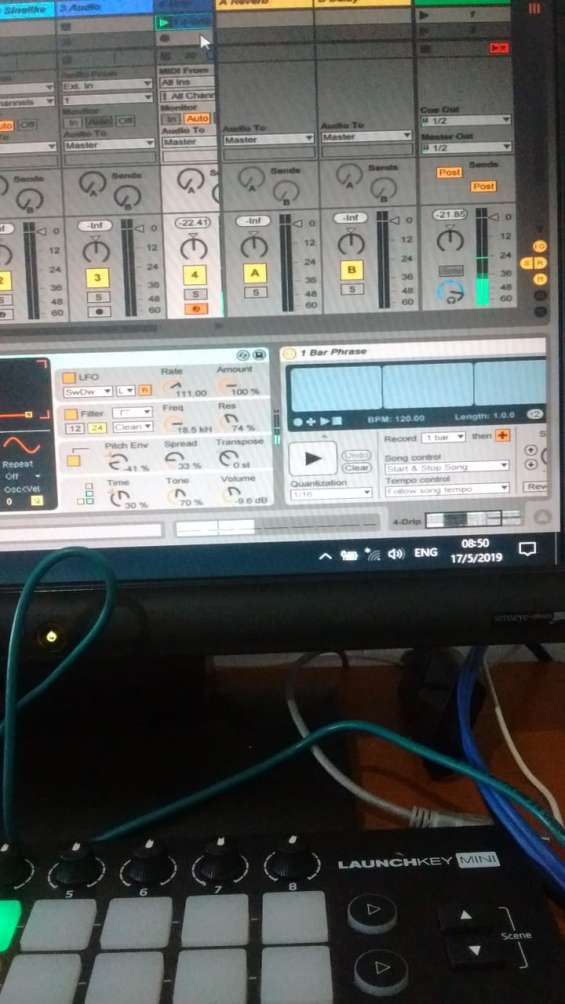 Producción y composición en ableton live