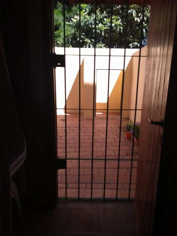 Rejas en ventanas y puertas