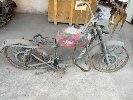 Gilera 150 sin motor $3000 . cel 3516518743
