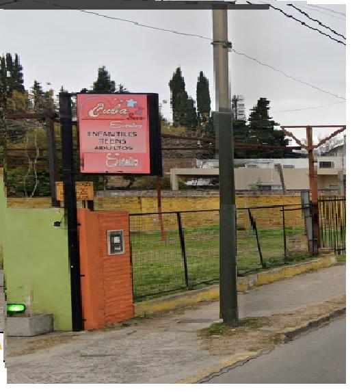 Oportunidad!!!, vendo cartel luminoso backlight y columna. 4 mts alto