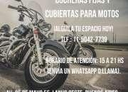 ALQUILER DE ESPACIOS FIJOS PARA MOTOS